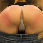 femme amatrice de commentaire sur son cul dans le 41