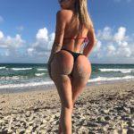 photo de fille coquine du 41 qui montre son cul