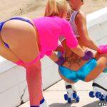 coquine sexy du 13 partage photo de son cul